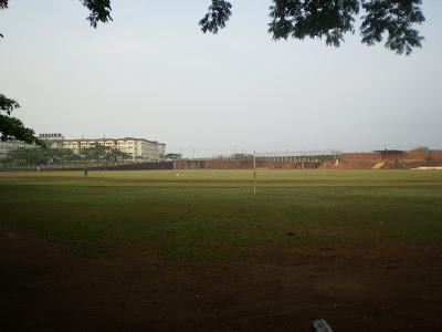 Field in MIT hostel