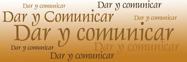 Dar y Comunicar