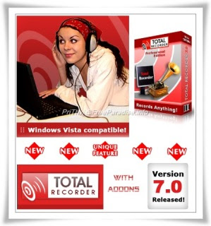 Total Recorder Professional 7.1