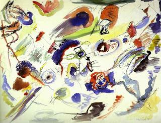 Pintura Abstracta - 1910