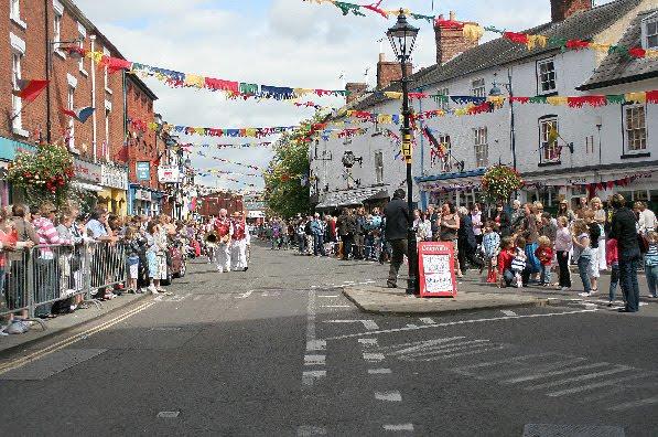 Ellesmere Carnival Street