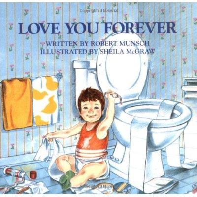 love you forever baby. love you forever baby. books