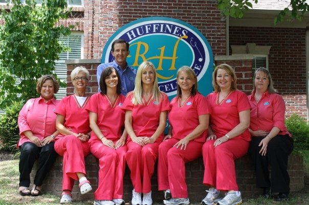 The Huffines Dental Excellence Team