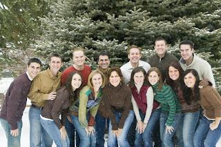 Parkinson Family Pic