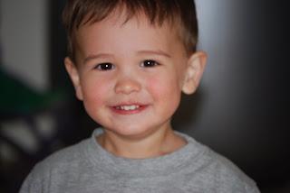 Cute big boy Tyler Pic