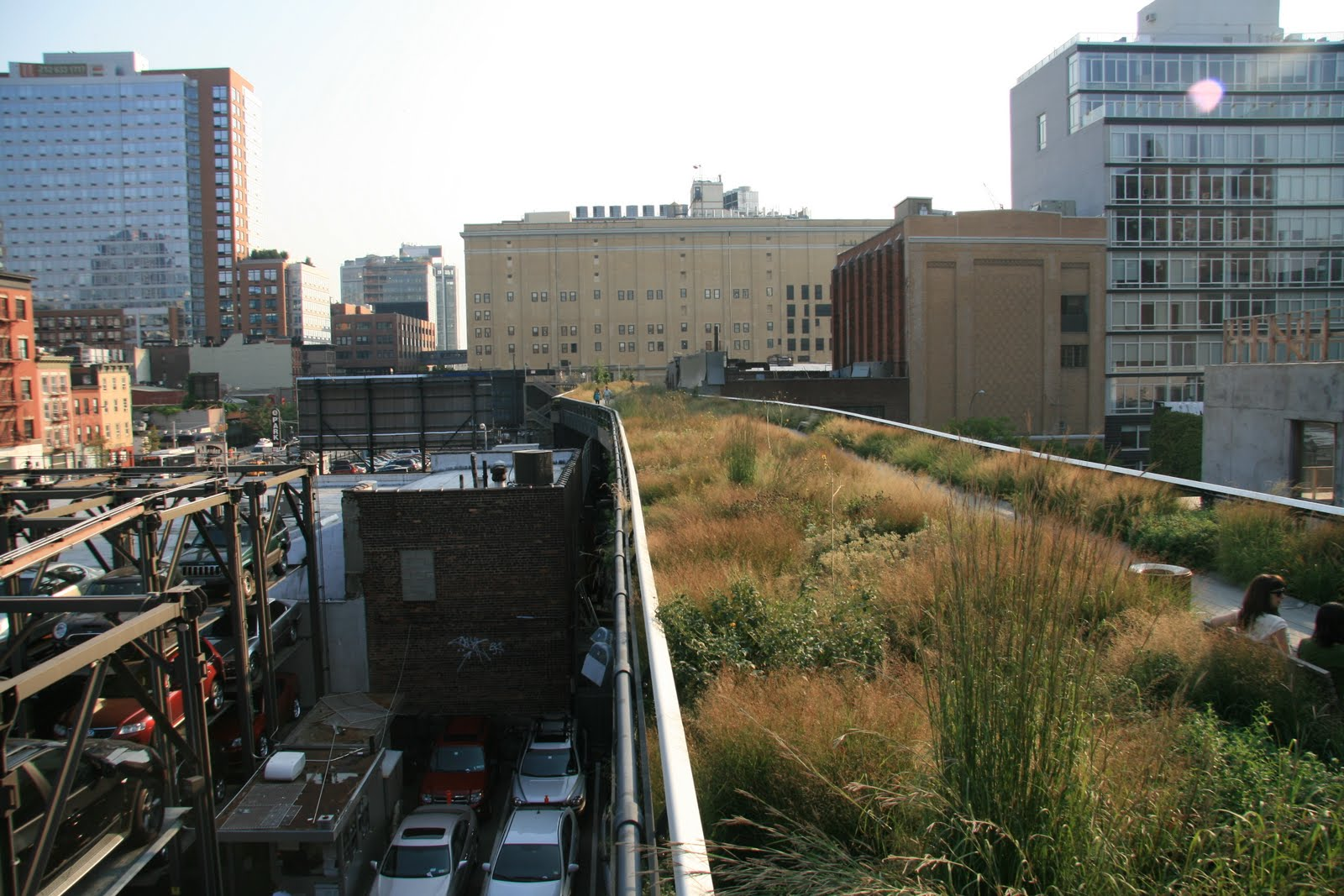 The High Line Was Originally Constructed In The 1930s To Lift Freight  Trains Off Manhattanu0027s Streets. From 1934 1980 Trains Carried Meat To The  Meatpacking ...