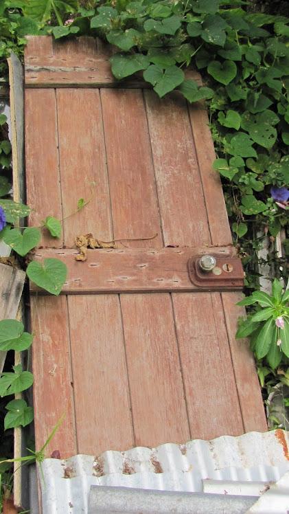 A Door Unopened