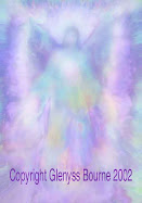Click the Angel of Healing for a free Angel Reading