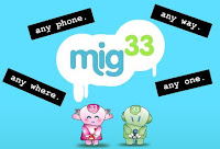 Free sms with mig33