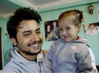 Sugam Pokharel's daughter