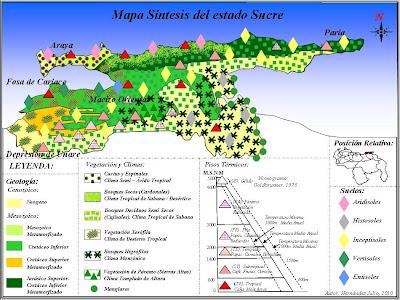 geohistoria morfoestructura y an lisis f sico del estado