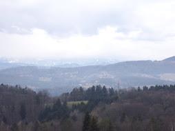 bergen rond graz