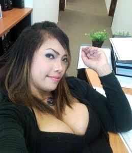 Gambar Bogel Ms Bahames Hot Secretary   Melayu Boleh.Com