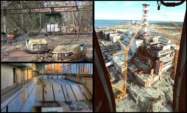Chernobyl abre a los turistas en 2011