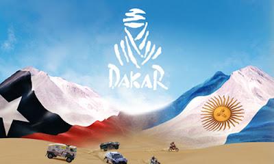 Final del Dakar Argentina/Chile 2011