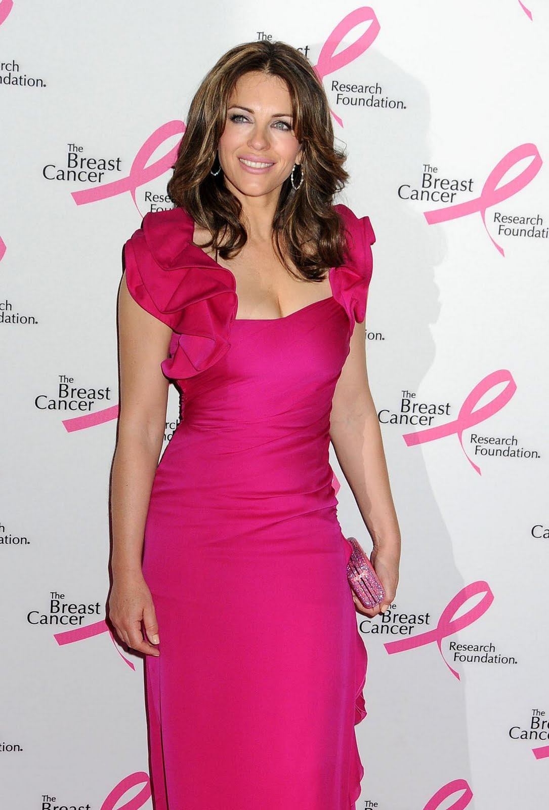 Bikini girl and fashion elizabeth hurley just gets better and better