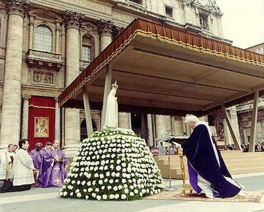 The Fatima Pope