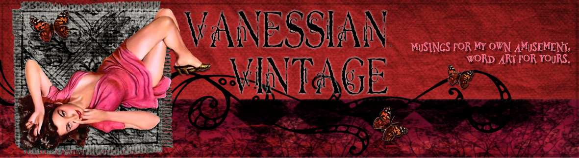 Vanessian Vintage Design