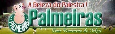 Time feminino - Palmeiras