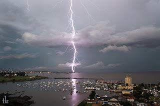 thunderstorm in uruguay