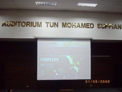 Air Mata Gaza - Univ Malaya
