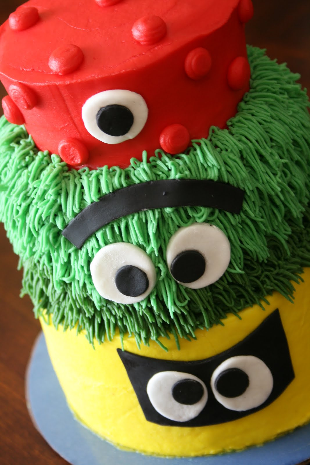 Yo Gabba Gabba party. on Pinterest | Yo Gabba Gabba ...