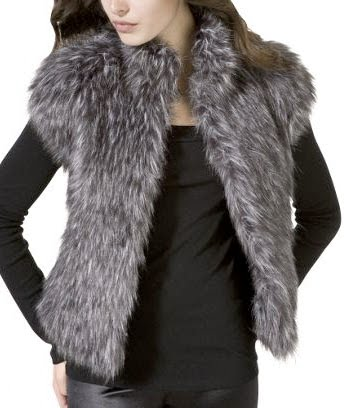 Trendy winter2011 fashion show image