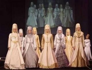 berlin islamic fahion show