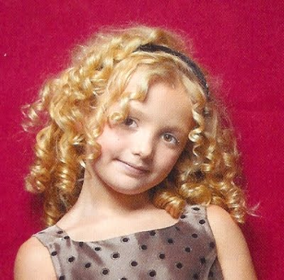 Kids Hairstyles Gallery on Kids Curly Hair Style  Kids Curly Hair Style Pictures