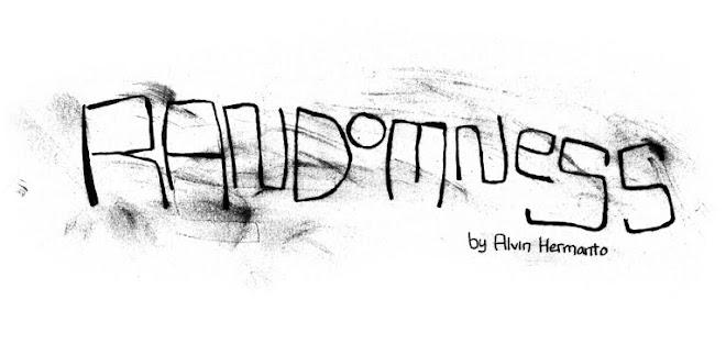 Randomness by Alvin Hermanto