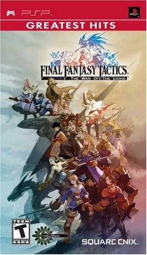 The best game collections top 7 psp square enix rpg games