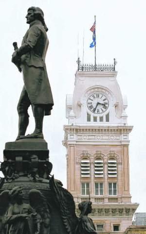 Thomas Jefferson & City Hall