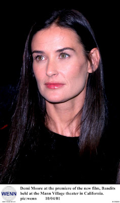 Demi moore picture lovely lips