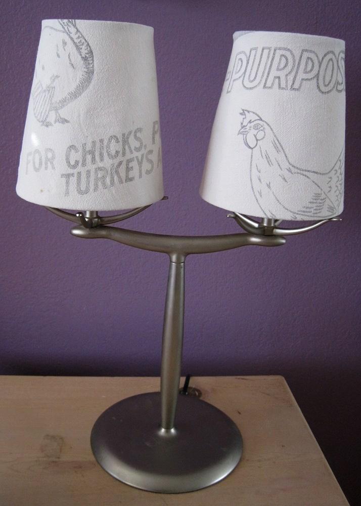 how to make handmade lamp shades