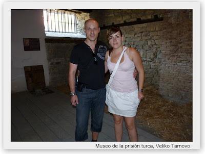 museo prision turca, veliko tarnovo