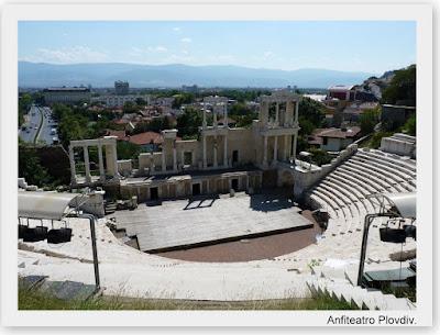 anfiteatro plovdiv