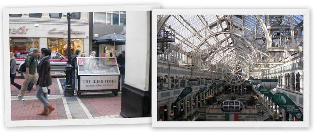 centros comerciales dublin