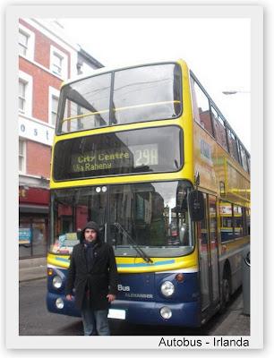 autobus irlanda