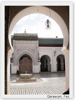 la universidad y mezquita de Qarawiyin.