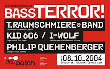 BASS TERROR poster
