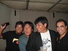 JUAN, FETO, MARCELO ZUPAY Y SERGIO