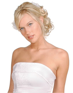 Bridal Wedding Hair Style For Women