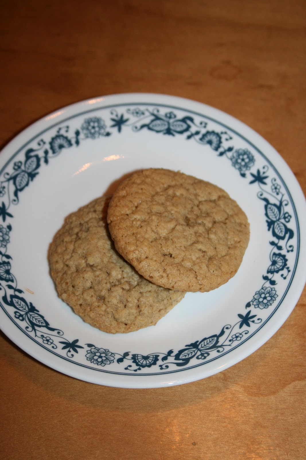 Old Fashioned Oatmeal Cookies Erin Branscom