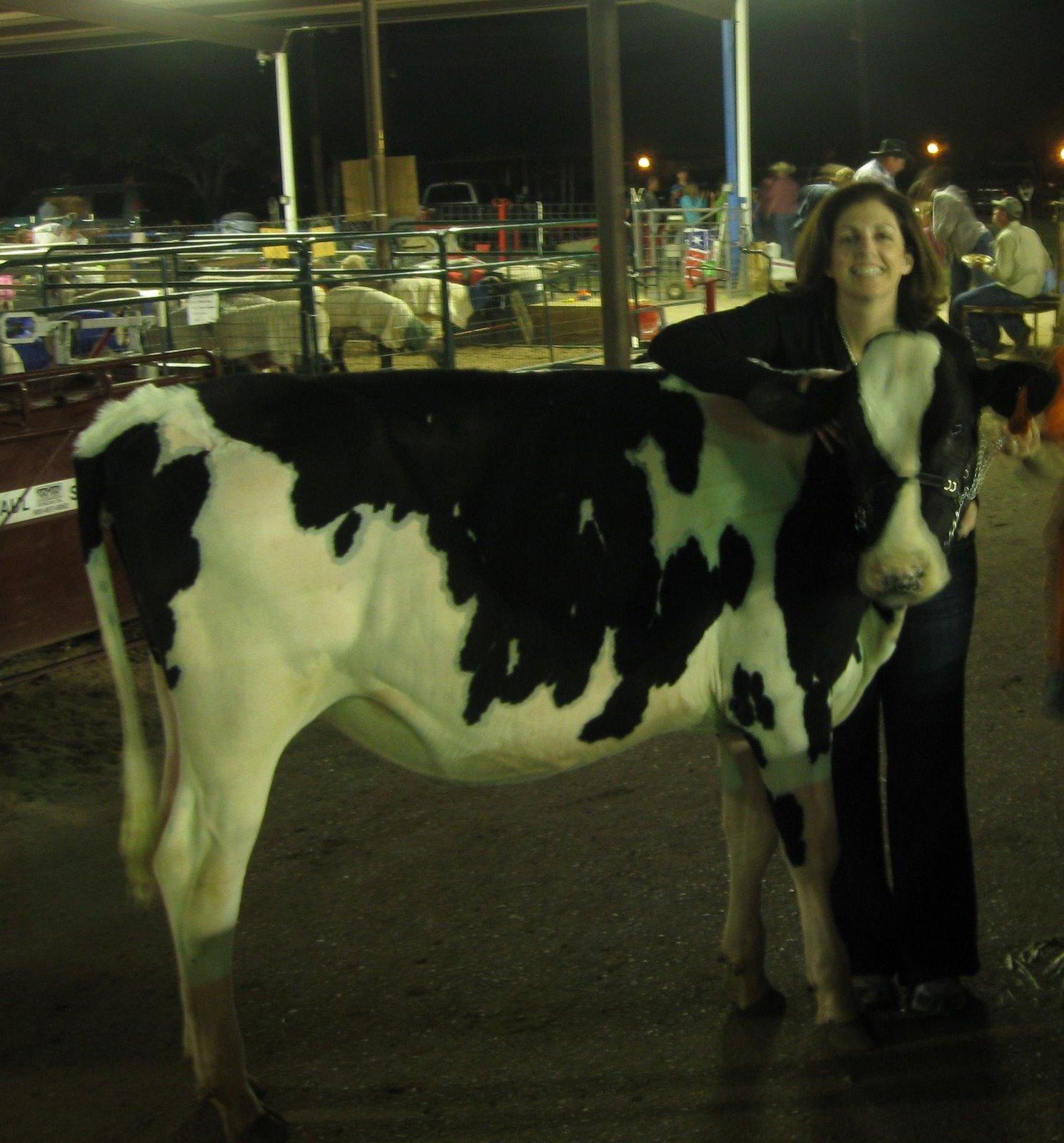 [karen+with+cow.jpg]
