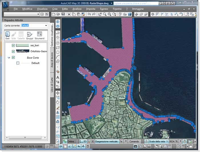Il blog italiano di autocad map e civil 3d editing for Cad 3d free italiano