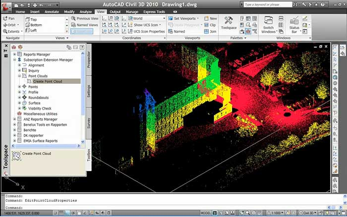 Il blog italiano di autocad map e civil 3d estensione sap for Cad 3d free italiano