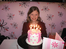 Happy 12th Birthday Elizabeth!