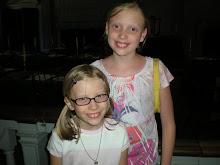 Our cute girls!