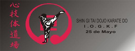 Dojo Shin Gi Tai IOGKF        25 de Mayo