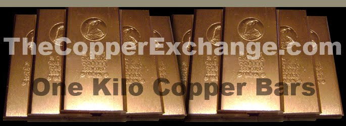 Why Buy Copper Bullion?